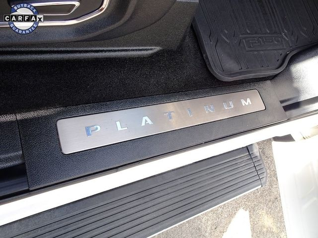 2015 Ford F-150 Platinum Madison, NC 50