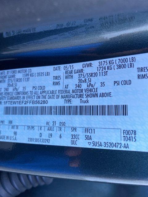 2015 Ford F-150 Platinum Madison, NC 53