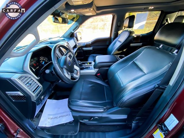 2015 Ford F-150 Lariat Madison, NC 32