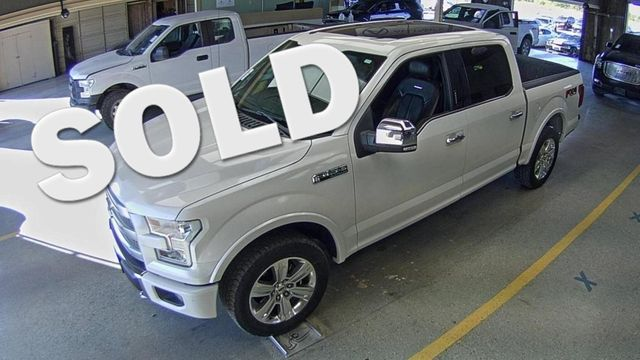 2015 Ford F-150 Platinum Madison, NC 0