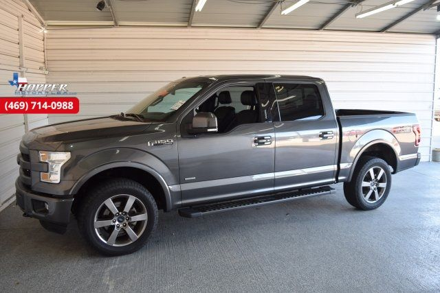 2015 Ford F-150 Lariat HCT in McKinney Texas, 75070
