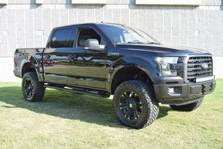 2015 Ford F-150 XLT LIFTED W/CUSTOM WHEELS AND TIRES in McKinney Texas, 75070