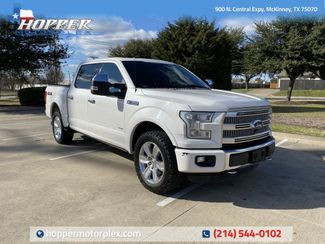 2015 Ford F-150 Platinum in McKinney, Texas 75070