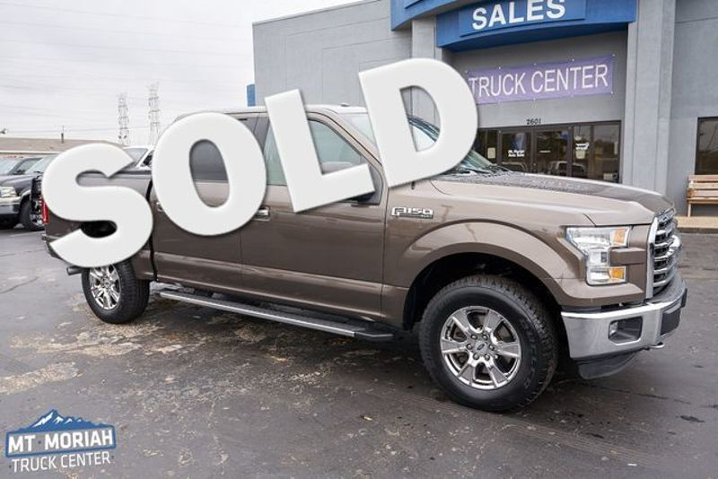 2015 Ford F-150 XLT | Memphis, TN | Mt Moriah Truck Center in Memphis TN
