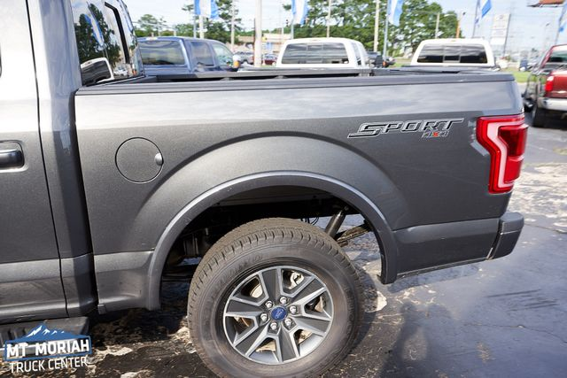 2015 Ford F-150 Lariat in Memphis, Tennessee 38115