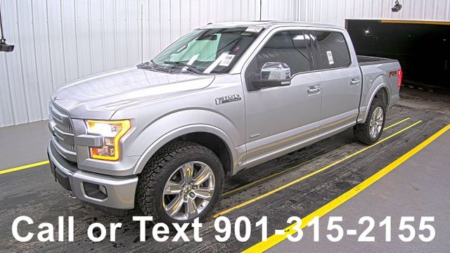 2015 Ford F-150 Platinum in Memphis, TN 38115