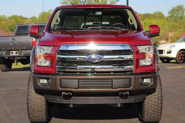 2015 Ford F-150 Lariat SuperCrew 4x4 - LIFTED - NAV - SUNROOFS! Mooresville , NC 17