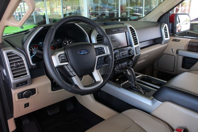 2015 Ford F-150 Lariat SuperCrew 4x4 - LIFTED - NAV - SUNROOFS! Mooresville , NC 36