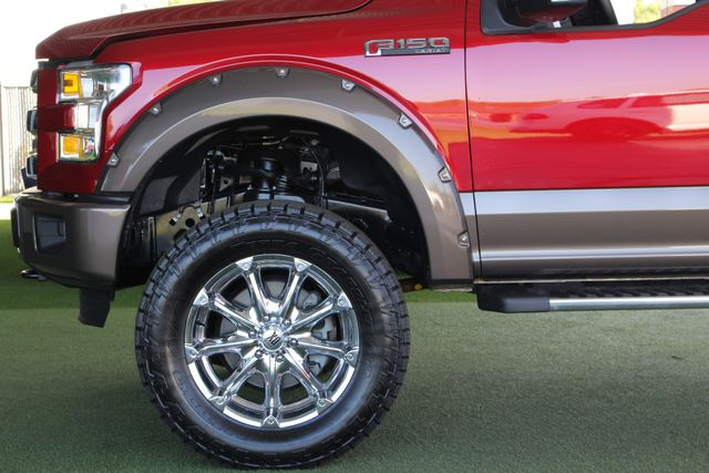 2015 Ford F-150 Lariat SuperCrew 4x4 - LIFTED - NAV - SUNROOFS! Mooresville , NC 22