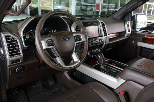 2015 Ford F-150 King Ranch LUXURY EDITION SuperCrew 4x4 FX4 Mooresville , NC 35