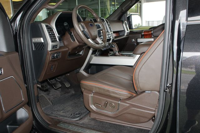 2015 Ford F-150 King Ranch LUXURY EDITION SuperCrew 4x4 FX4 Mooresville , NC 34