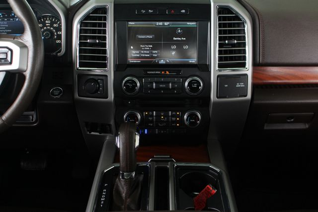 2015 Ford F-150 King Ranch LUXURY EDITION SuperCrew 4x4 FX4 Mooresville , NC 10