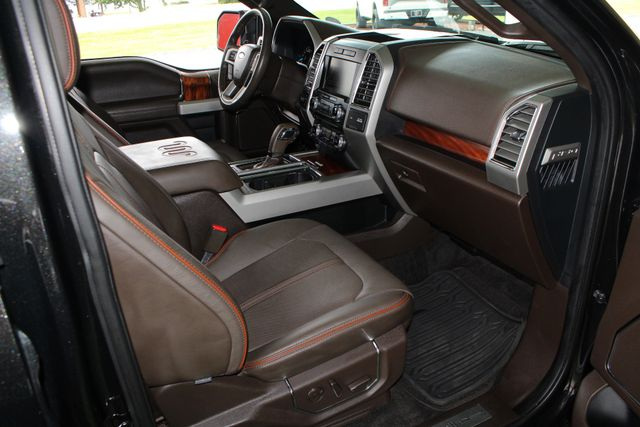 2015 Ford F-150 King Ranch LUXURY EDITION SuperCrew 4x4 FX4 Mooresville , NC 36