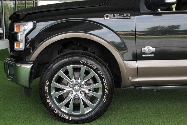 2015 Ford F-150 King Ranch LUXURY EDITION SuperCrew 4x4 FX4 Mooresville , NC 21
