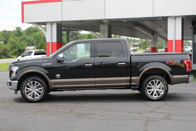 2015 Ford F-150 King Ranch LUXURY EDITION SuperCrew 4x4 FX4 Mooresville , NC 16