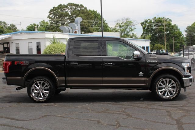 2015 Ford F-150 King Ranch LUXURY EDITION SuperCrew 4x4 FX4 Mooresville , NC 15