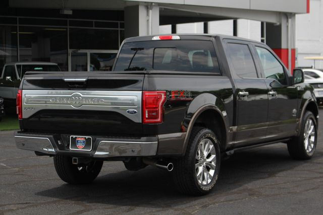 2015 Ford F-150 King Ranch LUXURY EDITION SuperCrew 4x4 FX4 Mooresville , NC 25