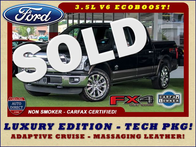 2015 Ford F-150 King Ranch LUXURY EDITION SuperCrew 4x4 FX4 Mooresville , NC 0