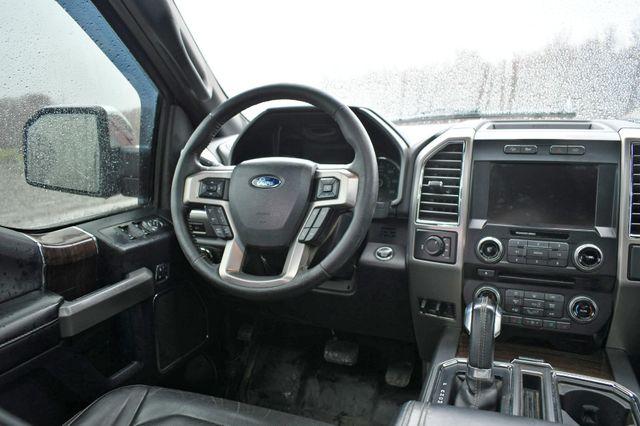 2015 Ford F-150 Platinum 4WD Naugatuck, Connecticut 14