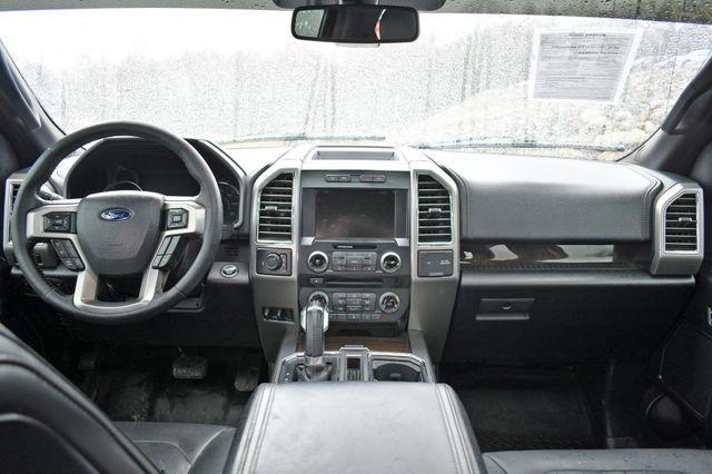2015 Ford F-150 Platinum 4WD Naugatuck, Connecticut 15