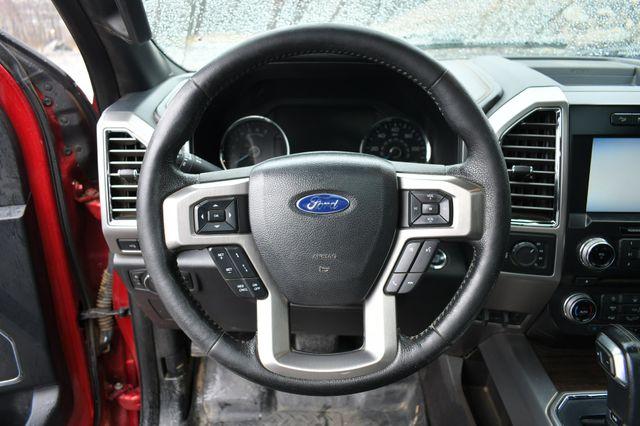 2015 Ford F-150 Platinum 4WD Naugatuck, Connecticut 19