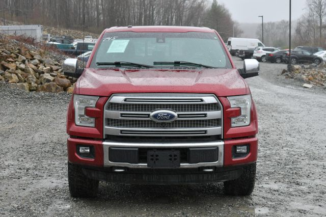 2015 Ford F-150 Platinum 4WD Naugatuck, Connecticut 9