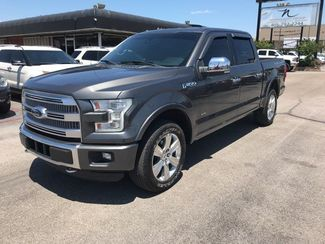 2015 Ford F-150 Platinum in Oklahoma City OK