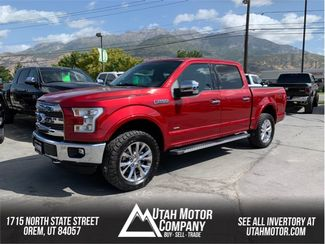 2015 Ford F-150 Lariat in , Utah 84057
