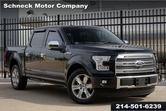 2015 Ford F-150 Platinum in Plano TX, 75093