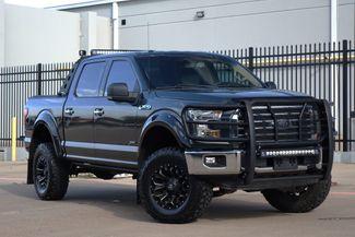 2015 Ford F-150 XLT* Lifted* 4x4* Crew*44k mi* EZ Finance** | Plano, TX | Carrick's Autos in Plano TX