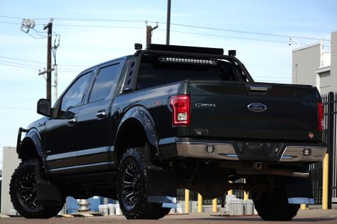 2015 Ford F-150 XLT* Lifted* 4x4* Crew*44k mi* EZ Finance** | Plano, TX | Carrick's Autos in Plano, TX