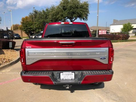 2015 Ford F-150 Platinum | Plano, TX | Consign My Vehicle in Plano, TX