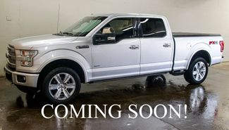 2015 Ford F-150 Platinum Crew Cab 4x4 w/ECOBOOST V6, in Eau Claire, Wisconsin