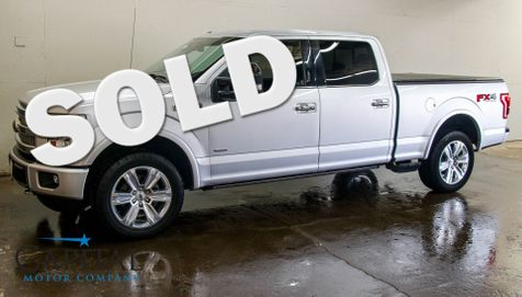 2015 Ford F-150 Platinum Crew Cab 4x4 w/ECOBOOST V6, Navigation, Backup Cam, Heated/Cooled Seats & 20s in Eau Claire