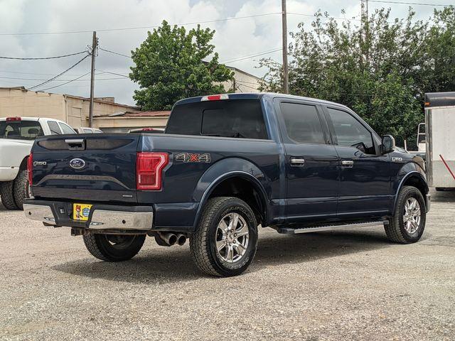 2015 Ford F-150 Lariat in Pleasanton, TX 78064