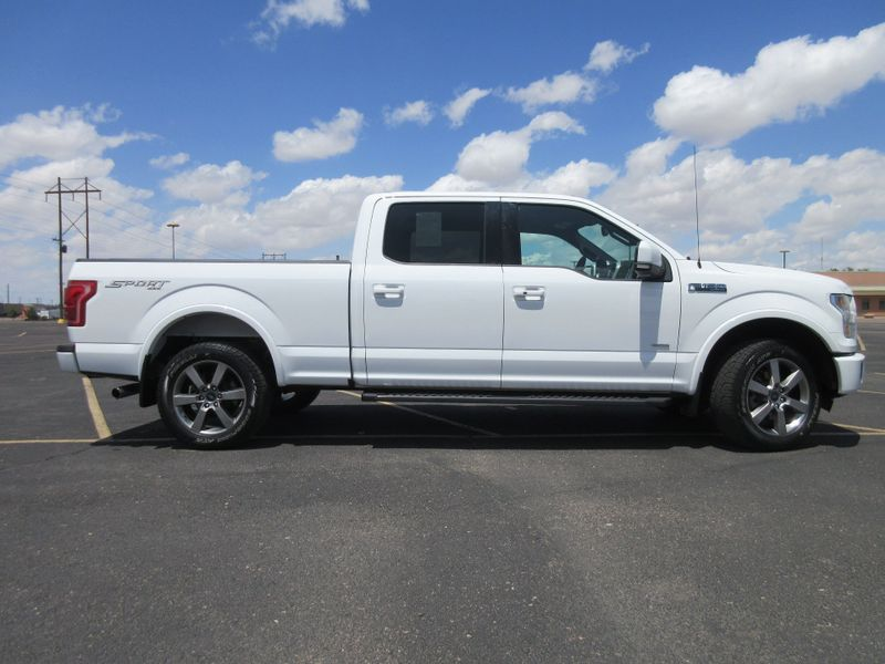 2015 Ford F-150 Lariat Supercrew 4X4 Lariat Sport w Ecoboost  Fultons Used Cars Inc  in , Colorado