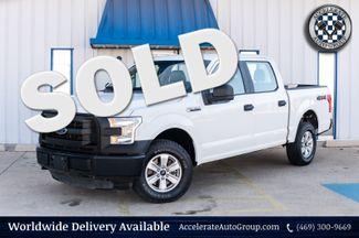 2015 Ford F-150 XL 4X4 5.0 V8 AUTO TRANS TOOLBOX POWER ACCES. NICE in Rowlett
