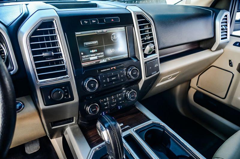 2015 Ford F-150 3.5L ECOBOOST Lariat FX4 4X4 HTD/VNT Seats Nice!!! in Rowlett, Texas