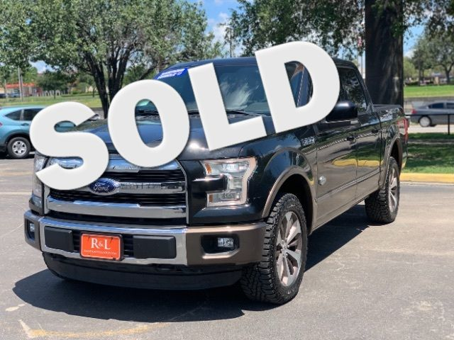 2015 Ford F-150 King-Ranch SuperCrew 5.5-ft. Bed 4WD in San Antonio, TX 78233