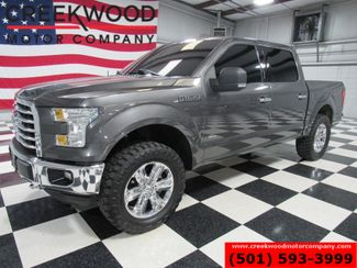 2015 Ford F-150 XLT 4x4 EcoBoost Leveled Chrome 20s Heated Seats in Searcy, AR 72143