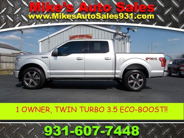 2015 Ford F-150 Lariat Shelbyville, TN