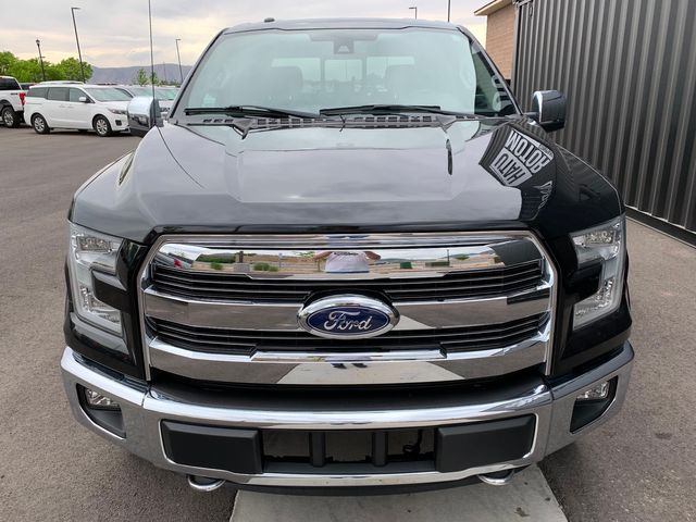 2015 Ford F-150 Lariat in Spanish Fork, UT 84660