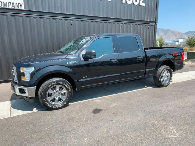 2015 Ford F-150 XLT w/HD Payload Pkg in Spanish Fork, UT 84660