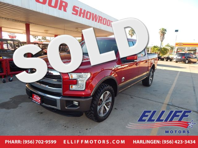 2015 Ford F-150 King Ranch FX4