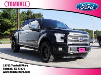 2015 Ford F-150 Platinum in Tomball, TX 77375