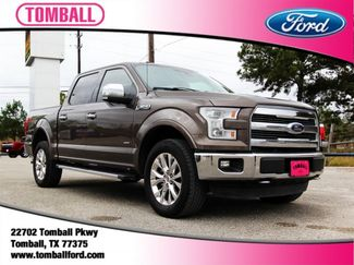 2015 Ford F-150 King Ranch in Tomball, TX 77375