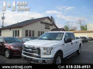 2015 Ford F-150 XLT SuperCrew 6.5-ft. Bed 4WD in Troy NY, 12182