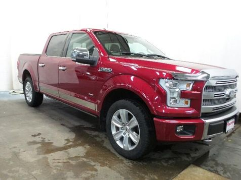 2015 Ford F-150 Platinum in Victoria, MN