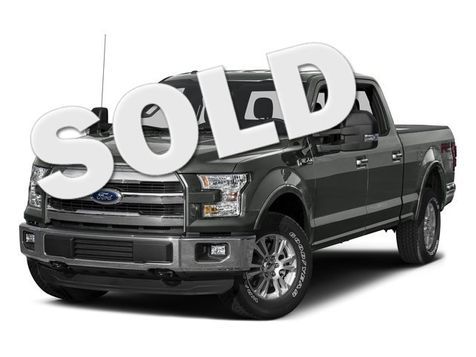2015 Ford F-150  in