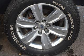 2015 Ford F-150 4WD SuperCrew Platinum Waterbury, Connecticut 24